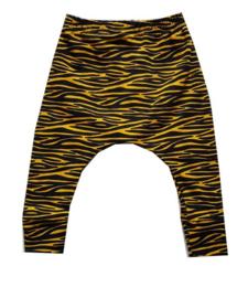 Broekje geel zebra