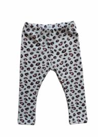 Legging pastel leopard