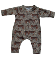 Boxpakje Leopard camouflage