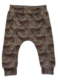 broekje leopard camouflage
