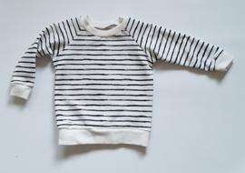 sweater streep