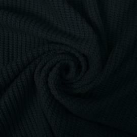 big knit zwart