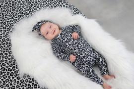 Boxpakje Leopard zwart/grijs