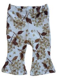 flared pants  hortensia