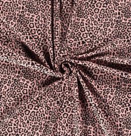 leopard light pink