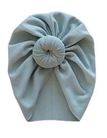 Turban knot old mint