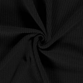 Deken zwart