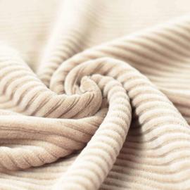 Big knited corduroy sand