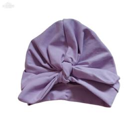 Turban lila
