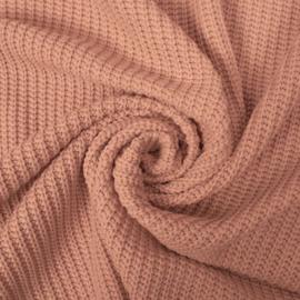 big knit rose