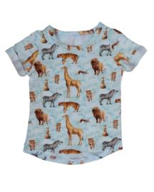 T Shirt dieren