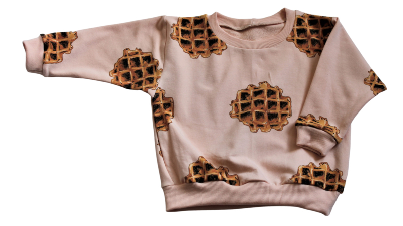 Sweater wafels