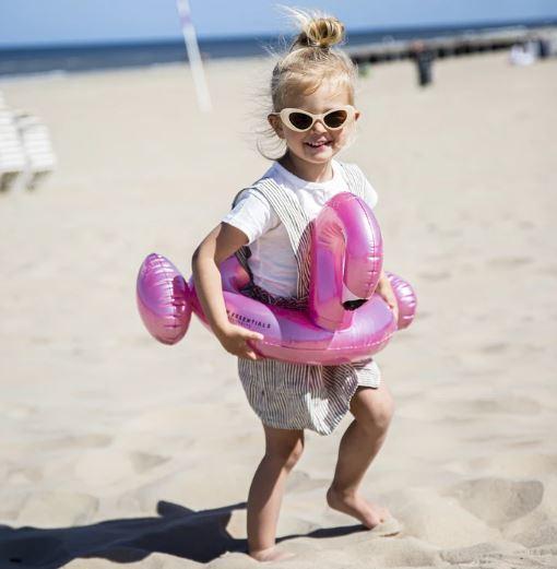Rose Gouden Flamingo Kinder Zwemband Opblaasbaar 3+