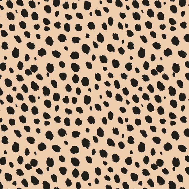 Legging cheetah beige dots