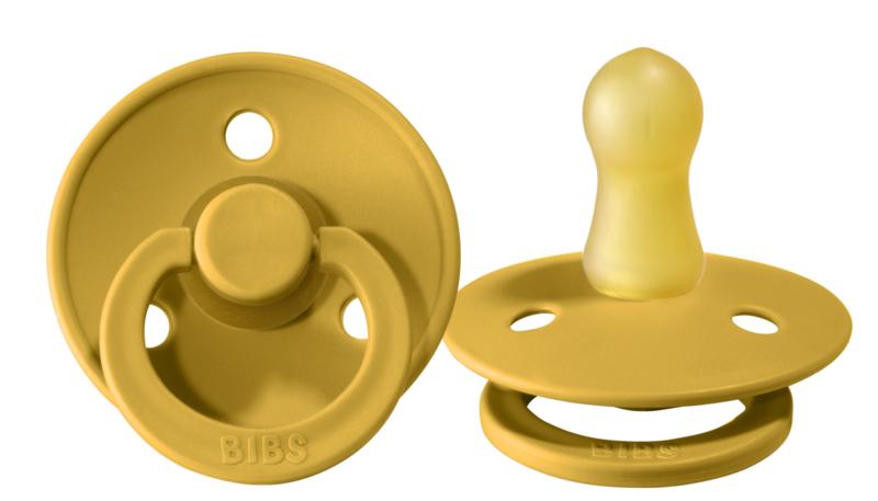 BIBS Mustard maat 2