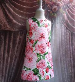 Jurk Rose Grandiflora