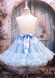 Petticoat Hemelsblauw