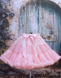 Petticoat Sweet Pink Queensize