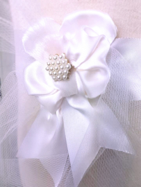 Taille/hoofdband Cream