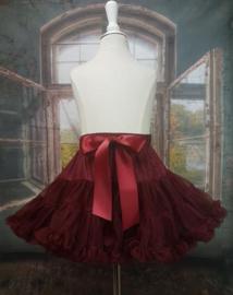 Petticoat Crimson