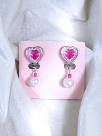 Oorclips Lady Pink