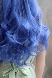 Pruik Blueberry