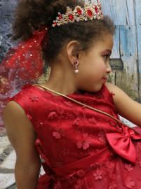 Tiara Red Gem