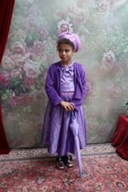 Rok Purple Taft