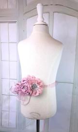 Tailleband/corsage Phlox
