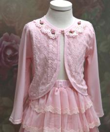Vestje Sweet Pink