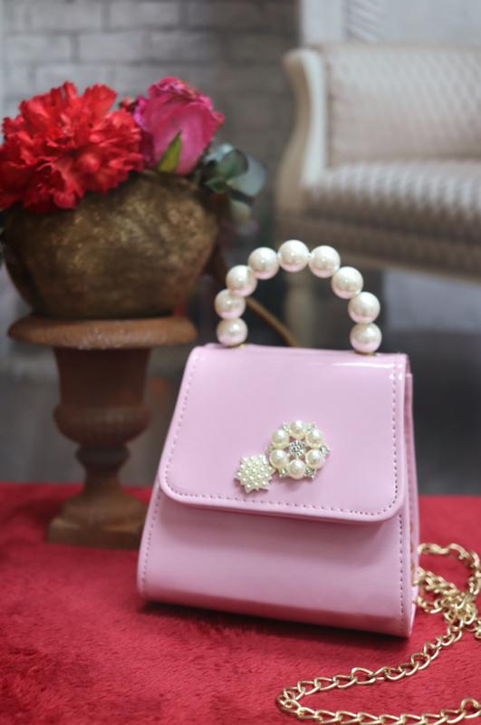Tasje Pink Pearl