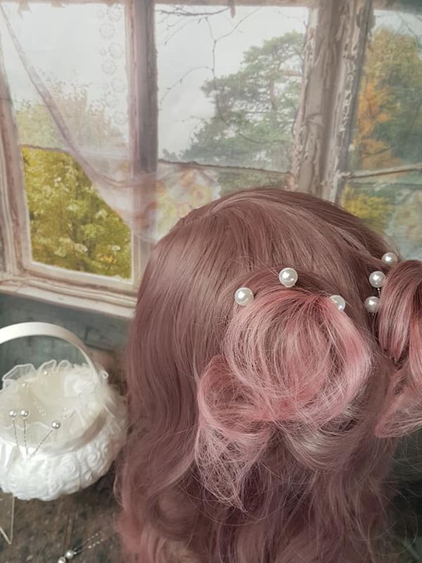 Haarspeld Parel