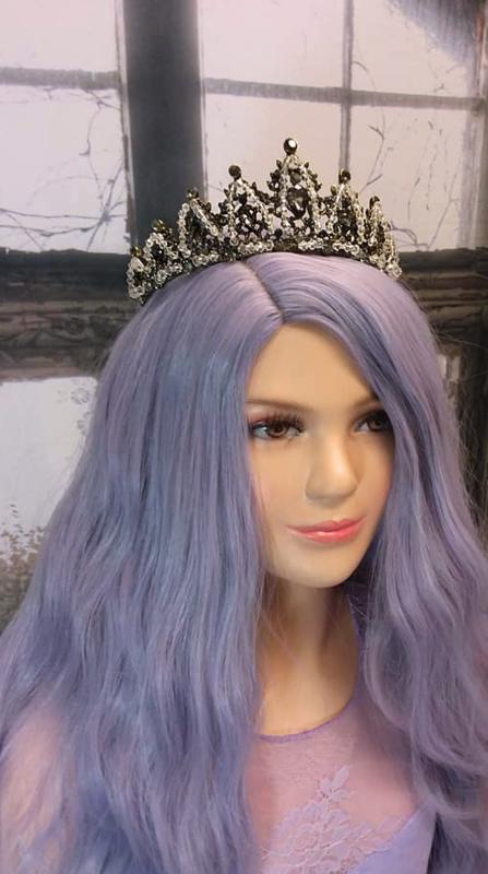 Tiara Queen of Nights