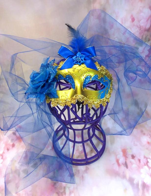 Masker Blauw