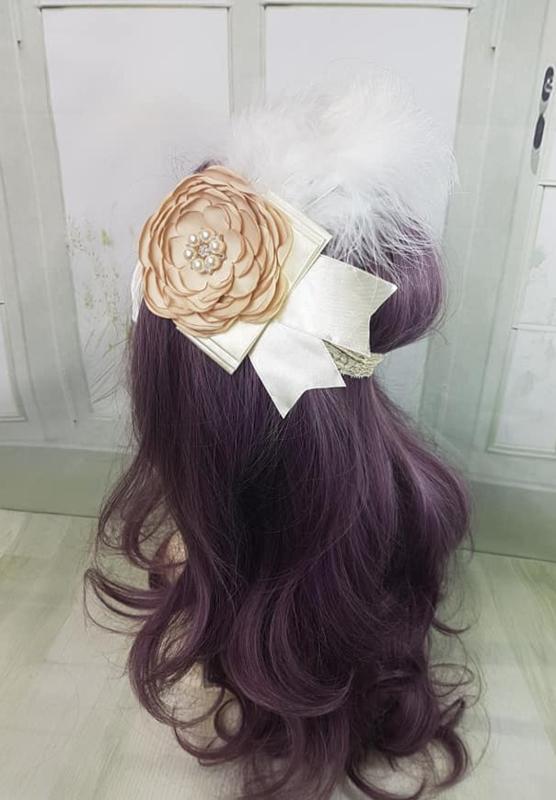 Haarband Amber