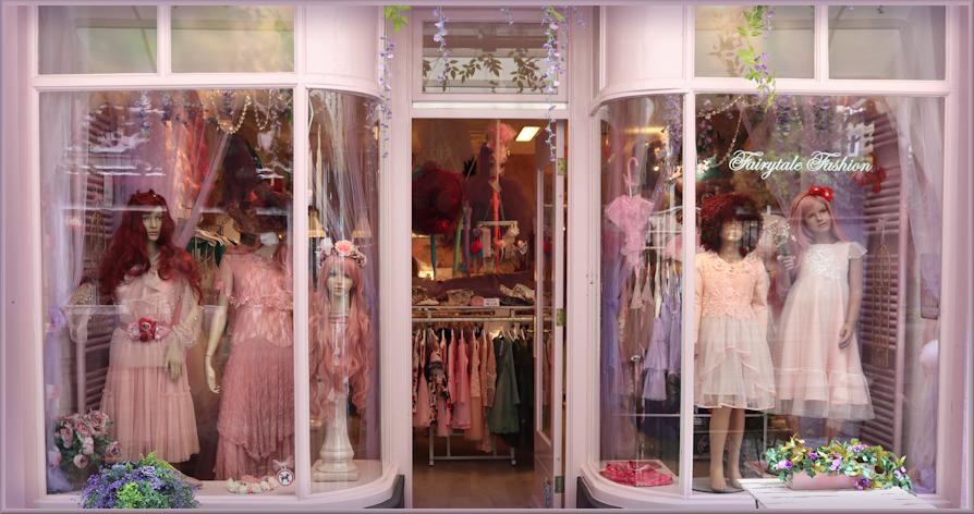 Winkel Fairytale Fashion Lindenlaan 2a Valkenburg