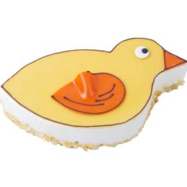 Paas eend taart