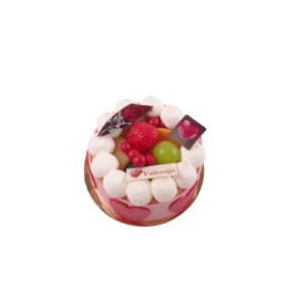 Mini taartje Valentijn
