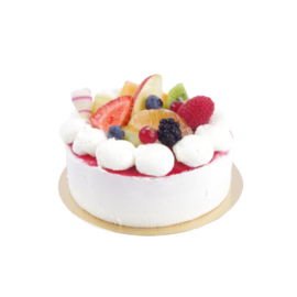 Mandarine Napoleon mini taart
