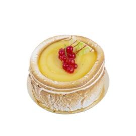 Lemon curt mini taart
