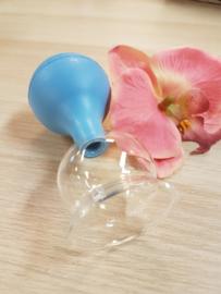 Cup glas Balpomp maat 3