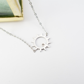 Silver sunshine