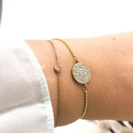Glitz armband
