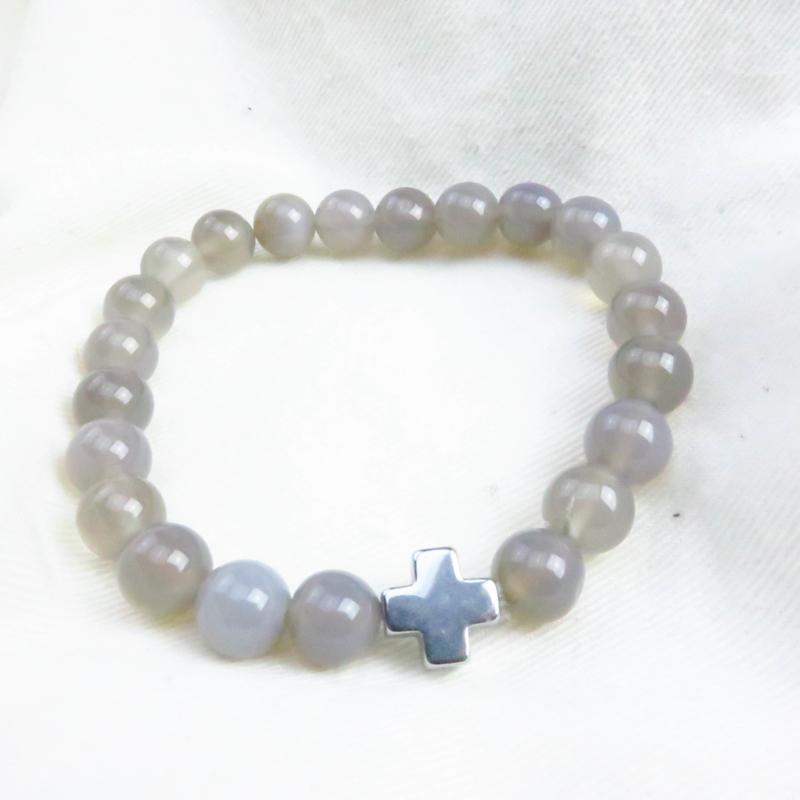 Grey Agaat