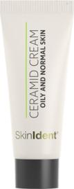 CERAMID CREAM oily-normal skin Reisverpakking