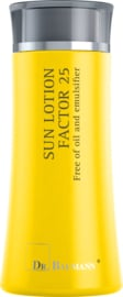 SUN LOTION FACTOR 25 Oil Free (Synthetische filter)