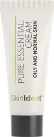 PURE ESSENTIAL CREAM oily-normal skin Reisverpakking