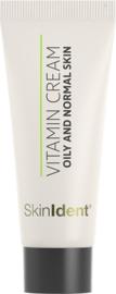 VITAMIN CREAM oily-normal skin Reisverpakking