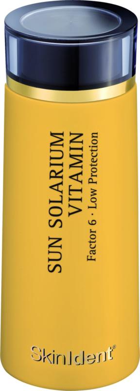 SUN SOLARIUM VITAMIN reisverpakking