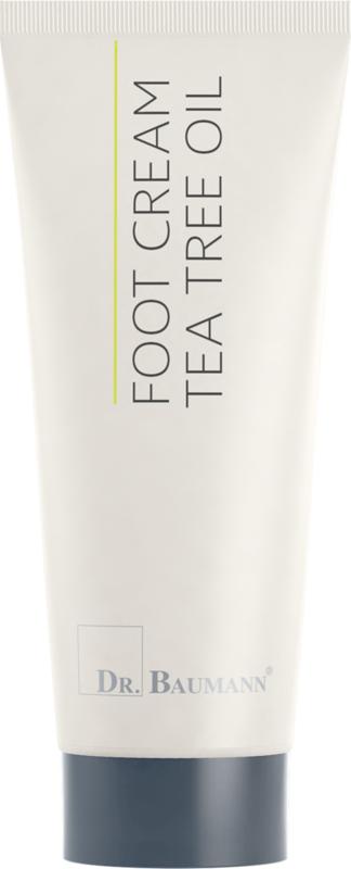 FOOT CREAM Tea Tree Oil
